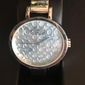 Coach Bracelet Watch